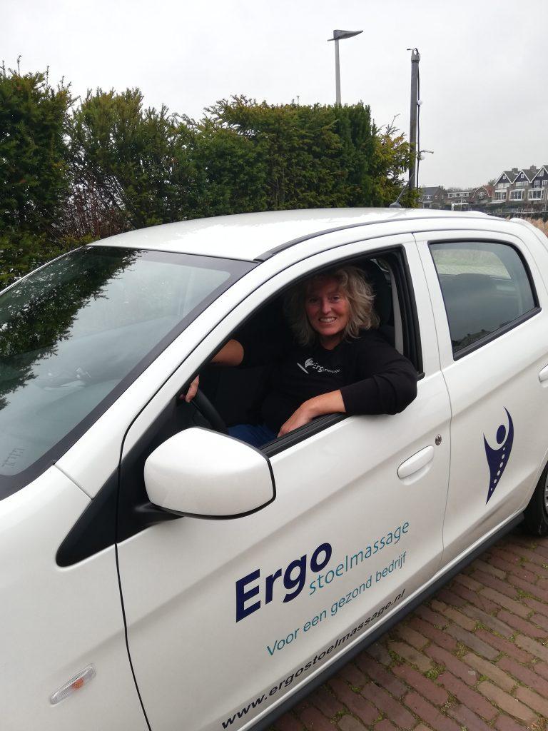 Auto Ergo Stoelmassage