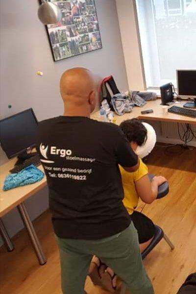 Ergo Stoelmassage
